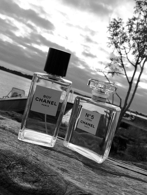 Boy och Chanel 5 Léau var modehuset Chanels bidrag till doftlanseringarna under 2016