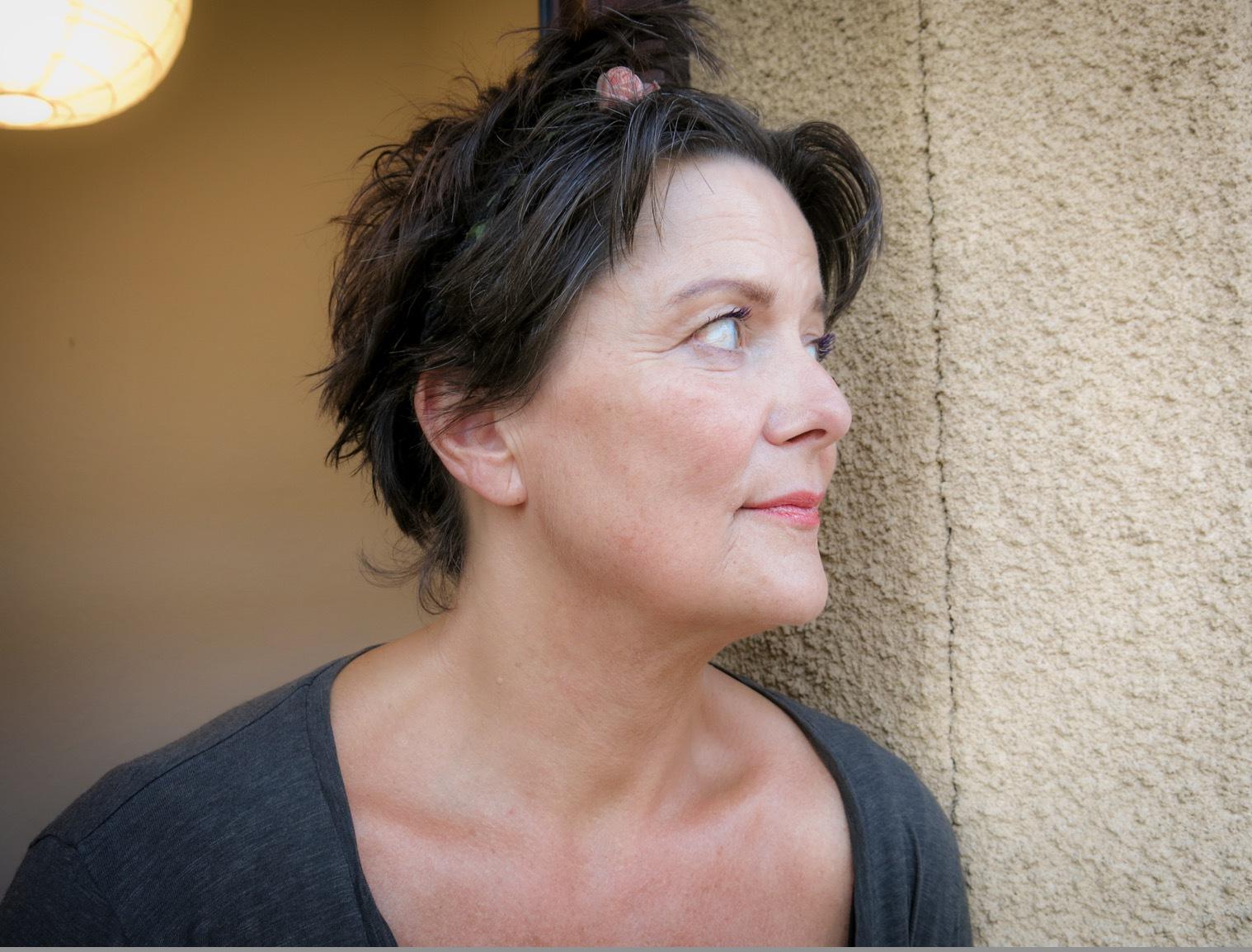 Liane Åsberg håller kurser i Tibetans faceliftmassage sedan många år tillbaka