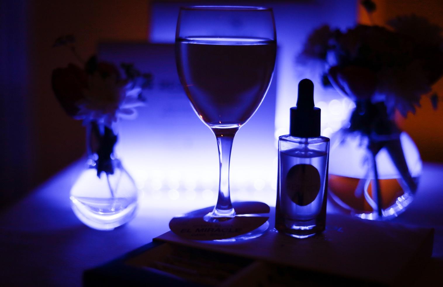 Reserol presenterade sin första utvärtes produkt. Ett serum. Det kommer i små ampuller. Ska bli spännande att prova.
