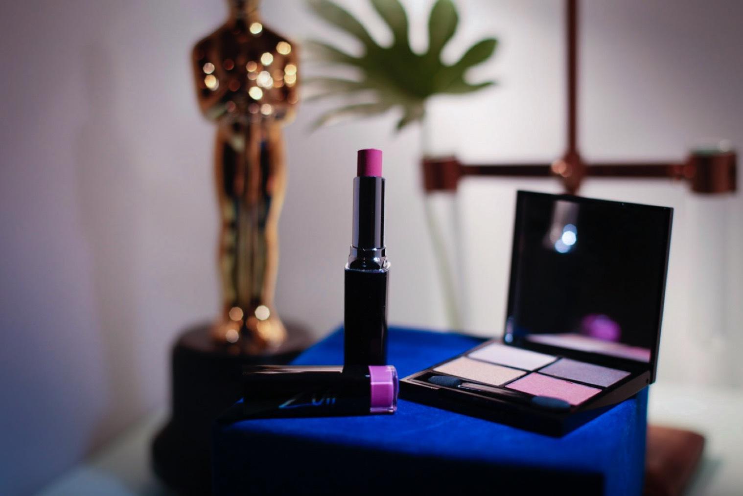 Zuii Organic från Australien tillverkar en komplett makeup med bra pigment , många val och snygga förpackningar