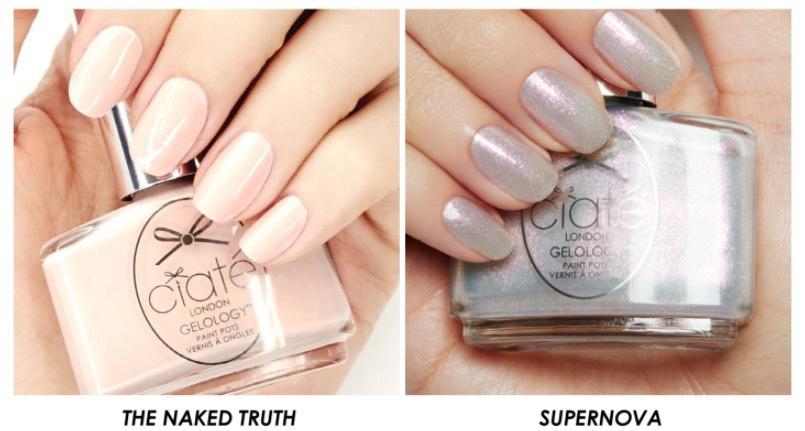 Brittiska Ciate:s nagellacker är 7- free.