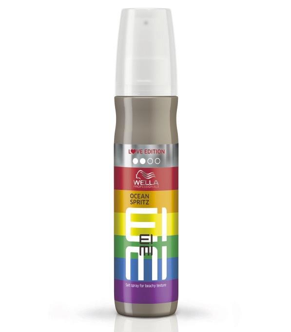 Fira Pride hemma i badrummet! EIMI Ocean Spritz Love Edition har regnbågens färger för att fira mångfald, frihet att uttrycka sig och få respekt för det.