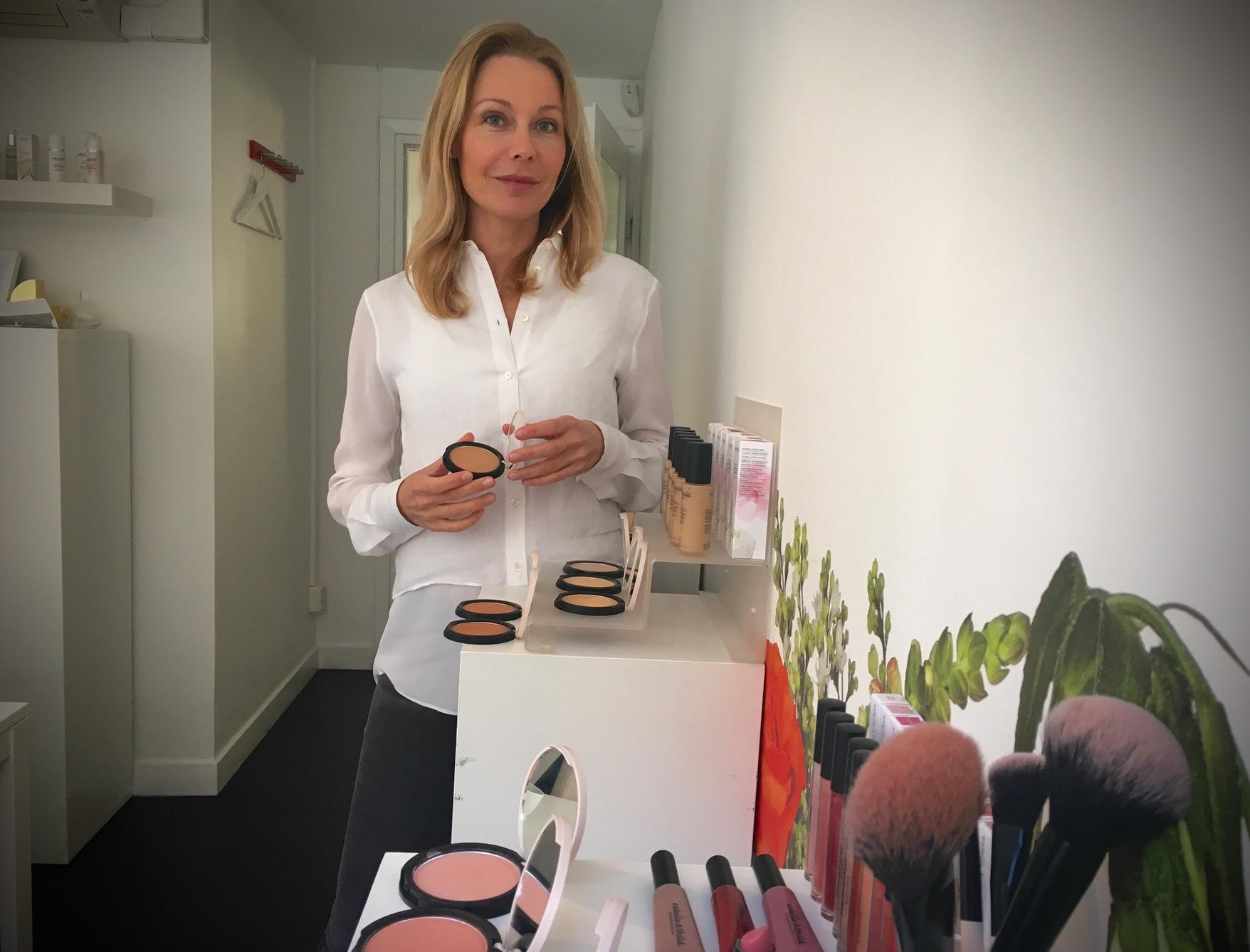 Pernilla Rönnberg är vd och grundare av Estelle & Thild Stockholm som har växt till ett stort internationellt varumärke under sina första 10 år.