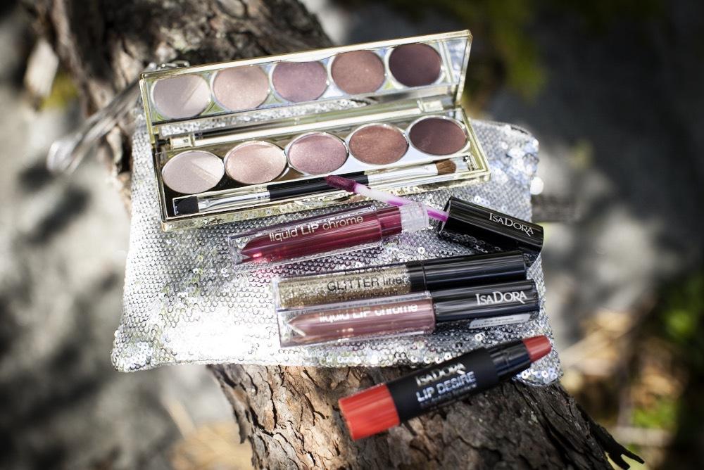 Holiday Divine heter Isadoras nya make -up kollektion 2017. Foto: Skönhetsredaktörerna.se