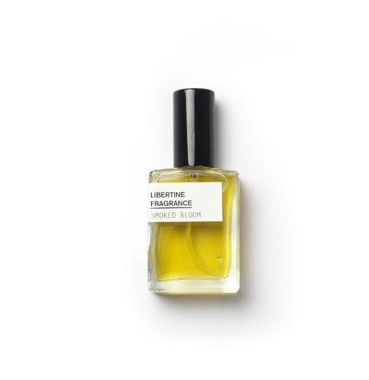 Smoked Bloom från Libertine innehåller doftnoter från Osmantus, bergamot,sandelträ och mysk. Mums!