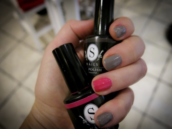 Sweden Nails gör gellack naglar också
