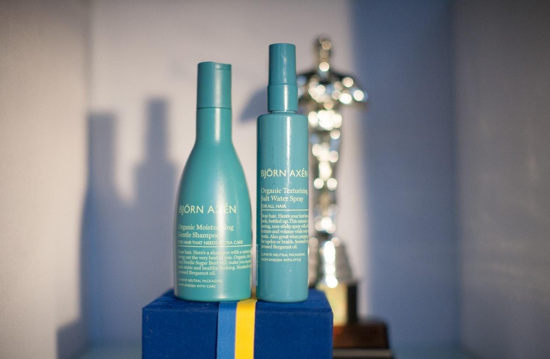 Det är få förunnat att få två Oscars samma år, men Björn Axén kniper två...