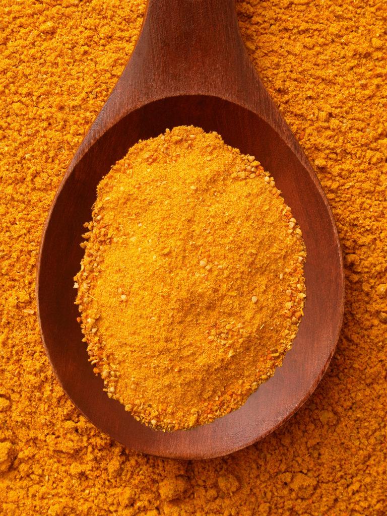 Curry är en av ingredienserna i Wellas nya örtbaserade färgsystem. EOS