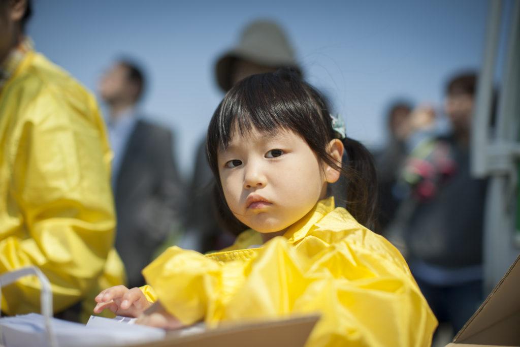Trotts allt som hänt finns det hopp för de unga i Fukushimaområdet.