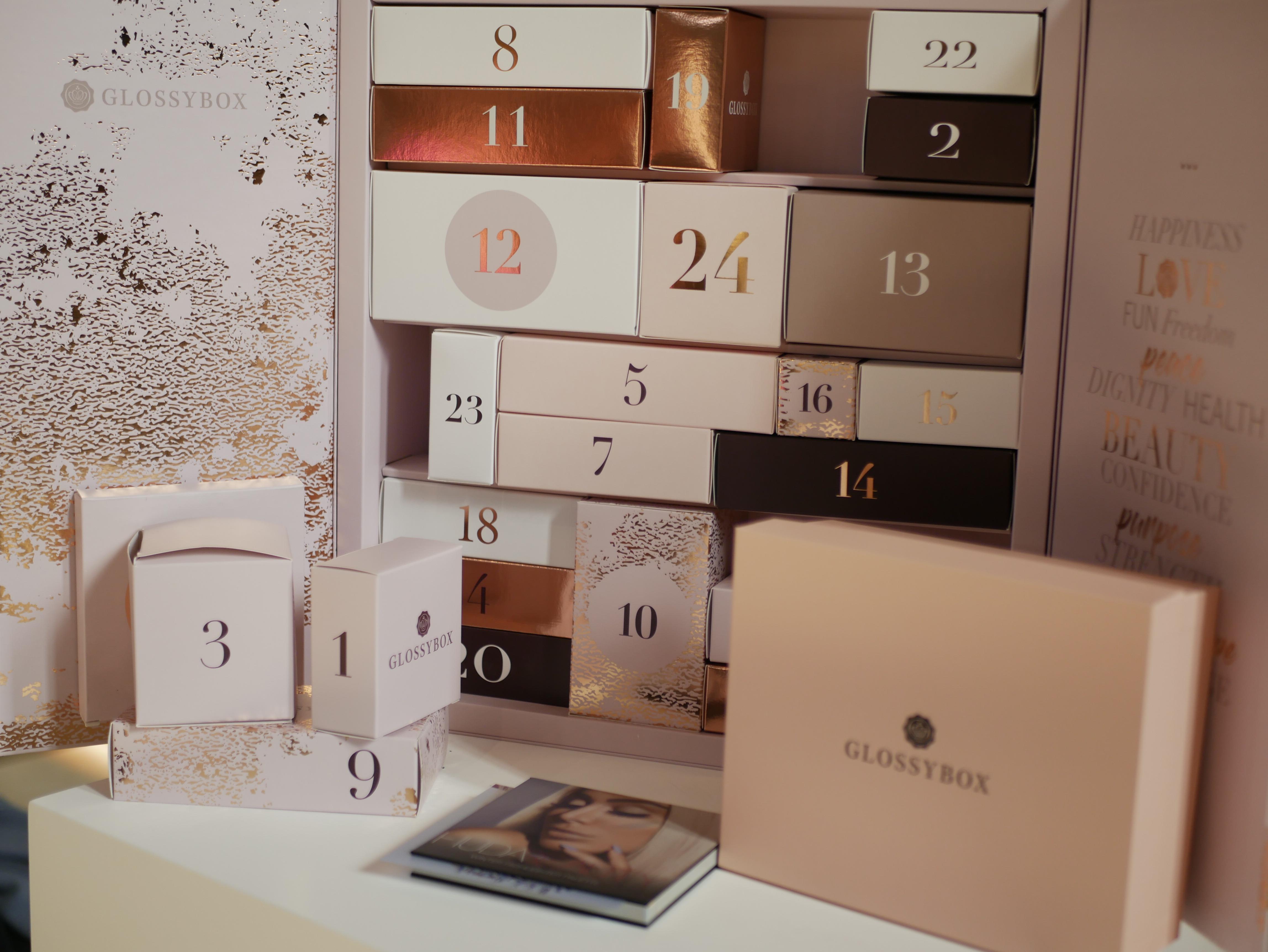 The Hut group köpte Glossybox tidigare i år och märket ger nu ut sin första