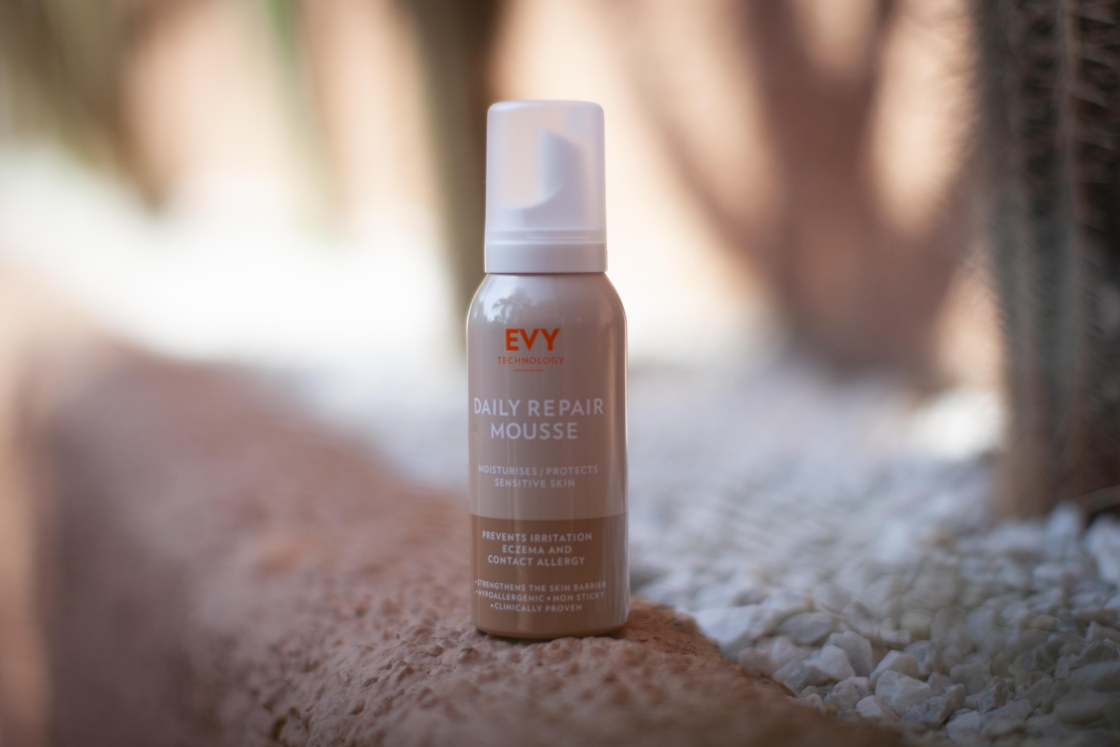Svenska Evy Tecnologys senaste produkt använder en medicinskt beprövad teknik för att öka fuktighetsnivåerna i huden
