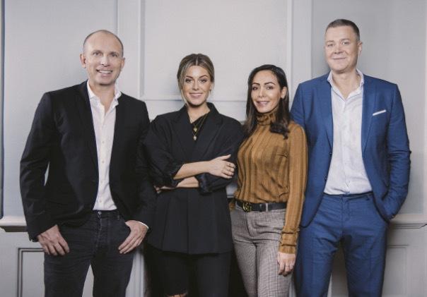 Teamet bakom Caia Cosmetics är gamla rävar som Jesper Matsch, Vanessa Lindblad och Mikael Snabb