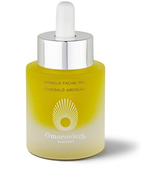 Miracle Facial oil från ungerska Omorovicza innehåller också bio-retinolen bakuchiol
