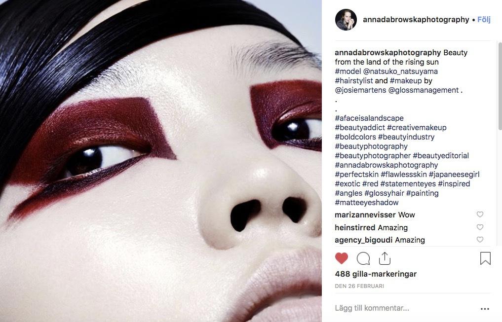 Bild från Instagramkpntotot annandabrowskaphotoraphy