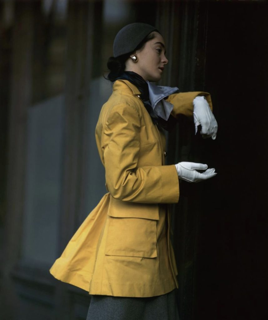 Stilikonen: Fotografen Frances McLaughlin Gill som var den första kvinnliga fotografen att kontrakteras av amerikanska Vogue 1947