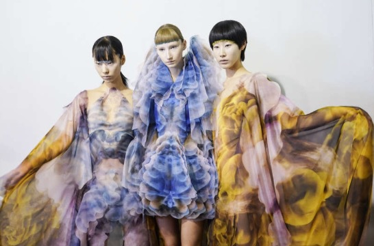 Iris Van Herpen Spring Summer 2019, Foto: Getty