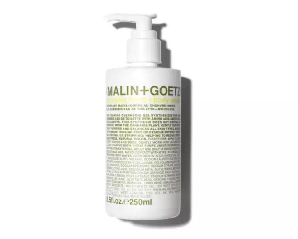 Malin + Goetz har lanserat en ny CBD-oljebaserad serie