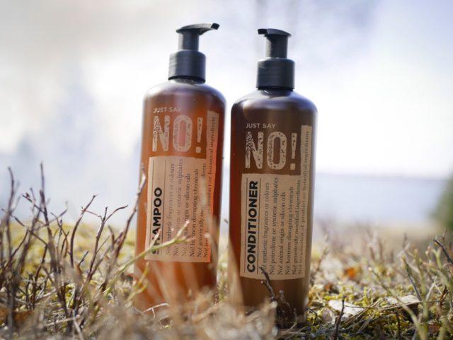 hårschampo utan sulfat